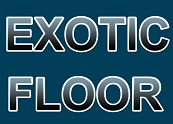 Exotic Floors installed by Carpet & Light House